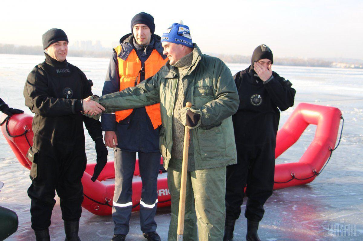 Спасены 73 человека / Фото: УНИАН