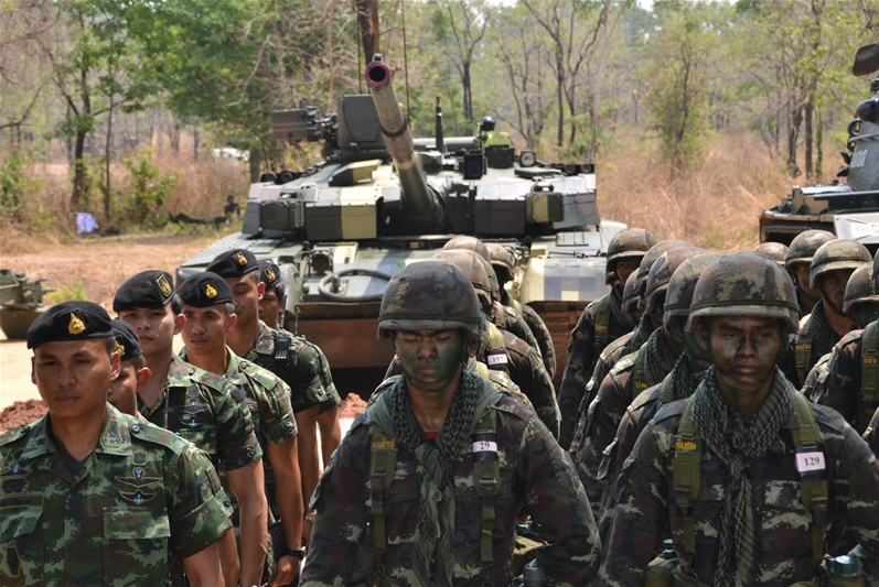 Oplot MBT in Thailand / Ukrspecexport photo gallery