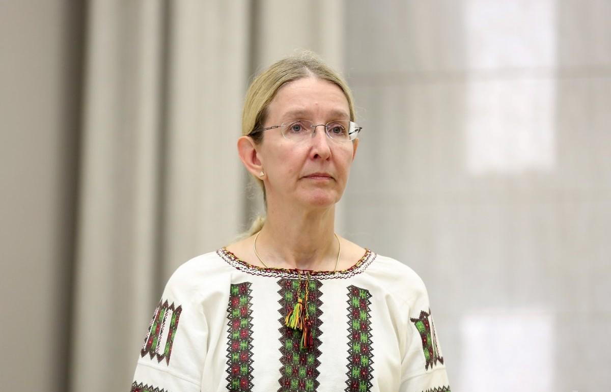 Супрун рассказала о ситуации в комитете Рады по вопросам здравоохранения/ фото УНИАН