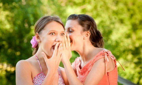 Вчені з'ясували, що змушує жінок пліткувати / Фото: vasha-gazeta.ru