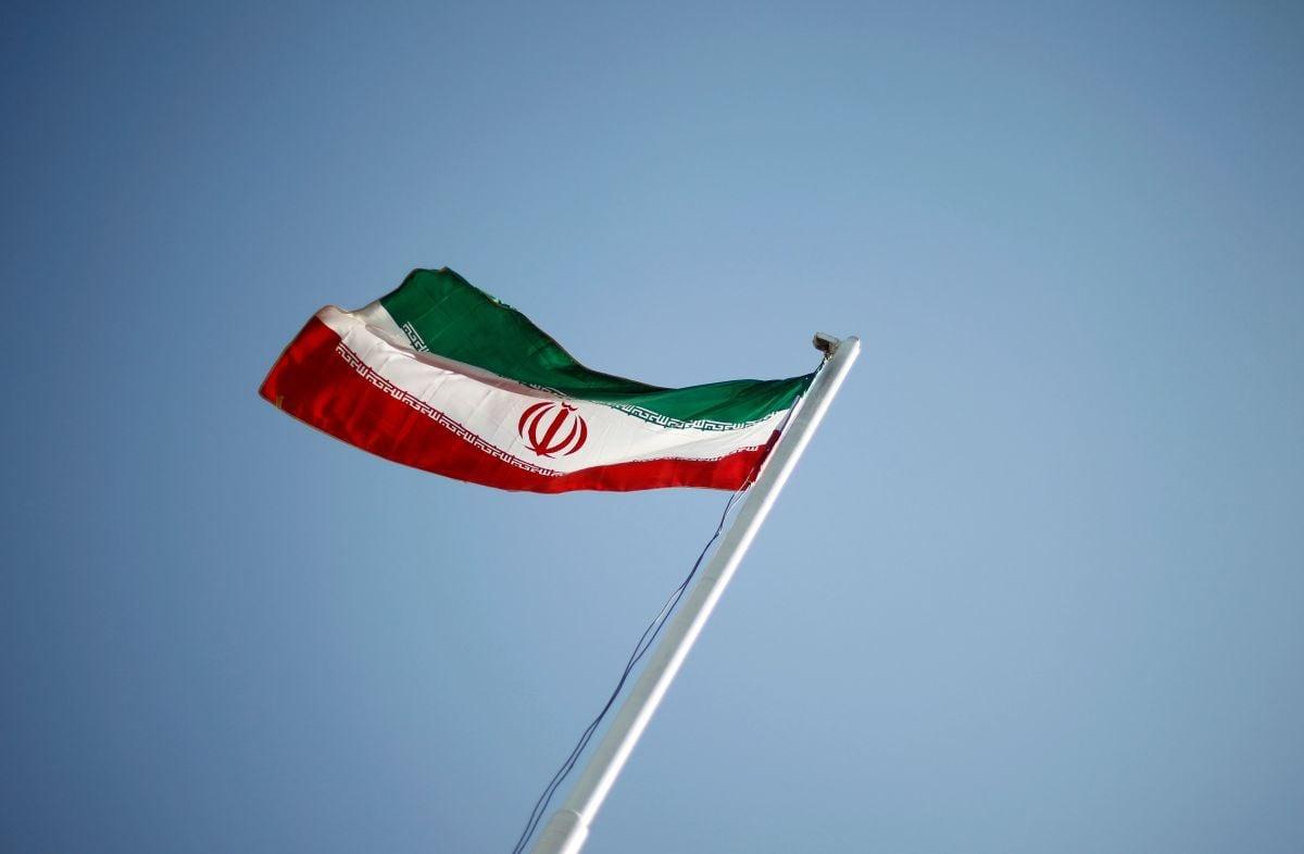 Флаг Ирана, иллюстрация / REUTERS