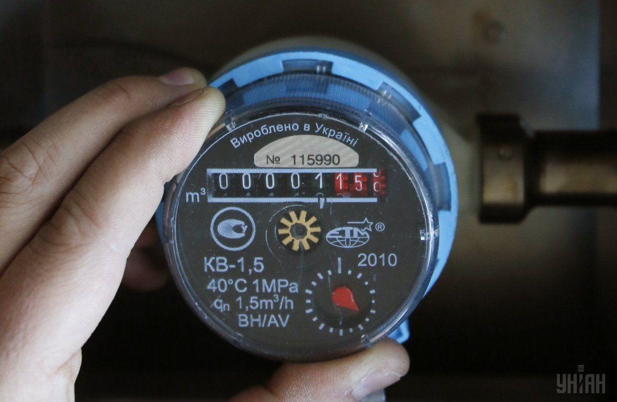Может измениться порядок передачи жителями показателей квартирных счетчиков холодной воды / Фото УНИАН