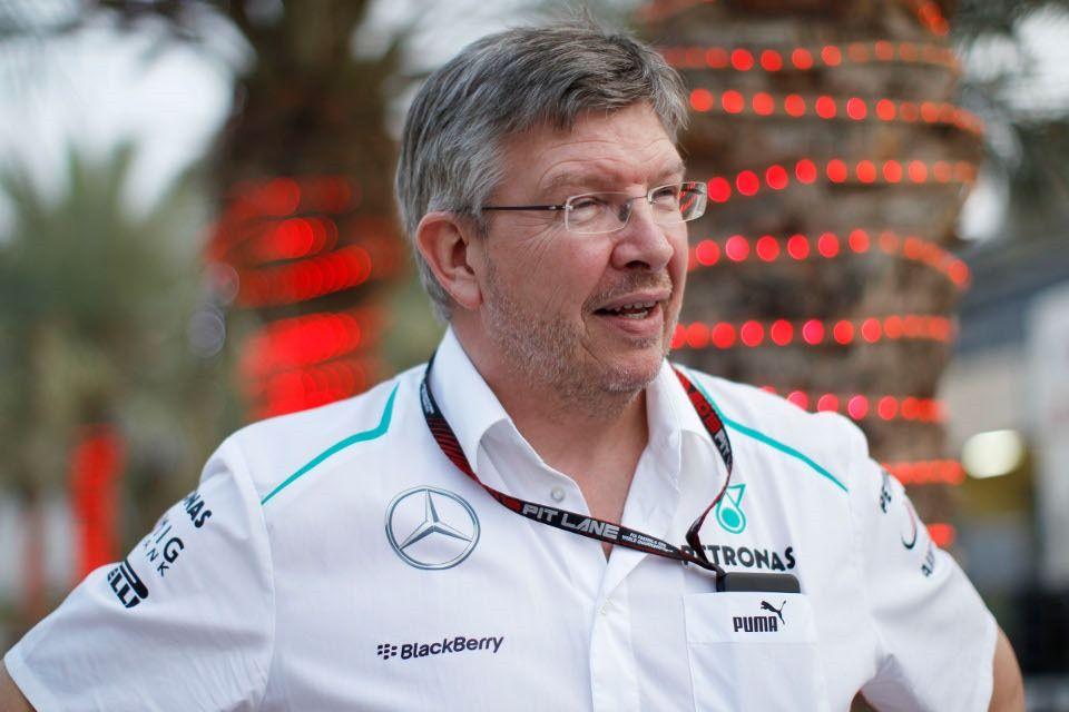 Браун став спортивним директором Ф-1 / f1-world