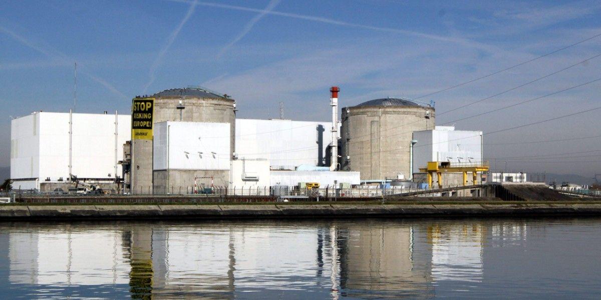 АЭС Fessenheim закрывают / Europe 1