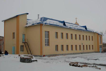 Великодедеркальський геріатричний будинок буде максимально наближений до європейських норм / Фото прес-служба ОДА