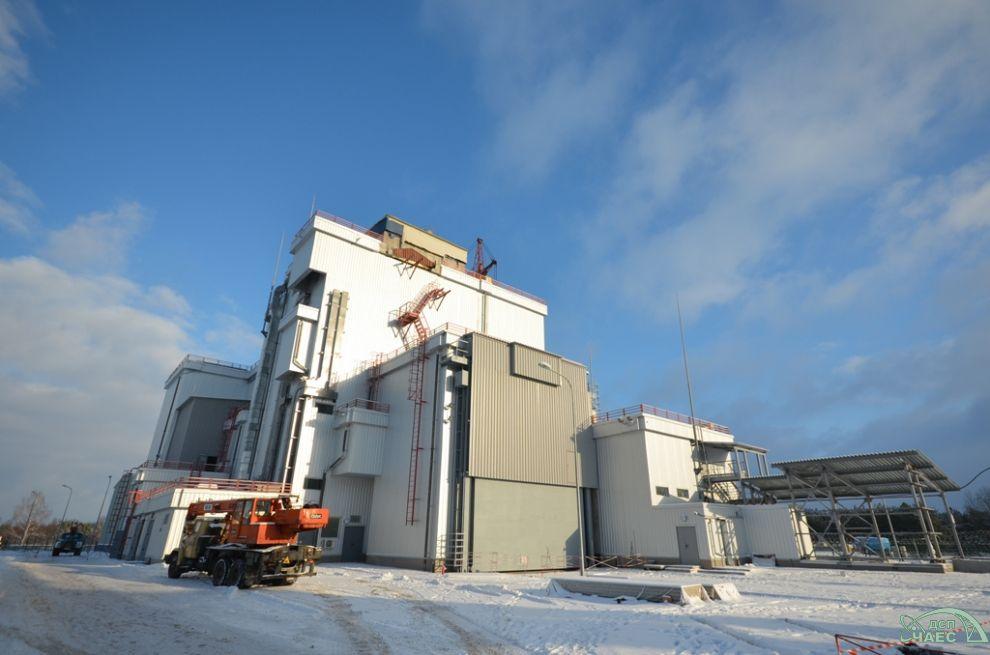 Новое хранилище отработанного ядерного топлива будет расположено в зоне отчуждения / Фото chnpp.gov.ua