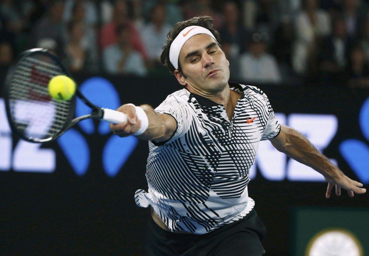 Федерер вышел в финал Australian Open впервые после 7-летнего перерыва / Reuters