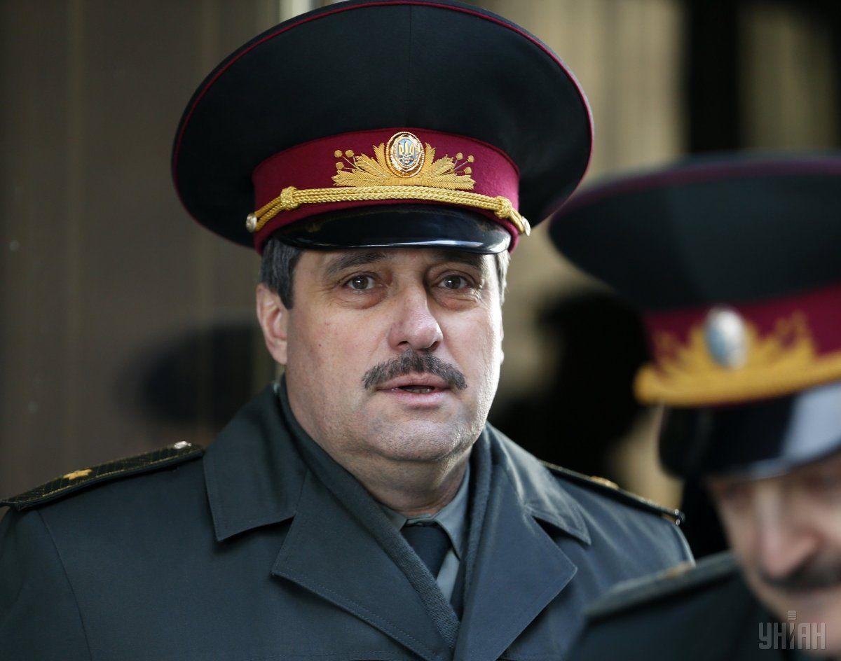 Обвинувачений генерал-майор своєї провини не визнає у трагедіфото: УНІАН