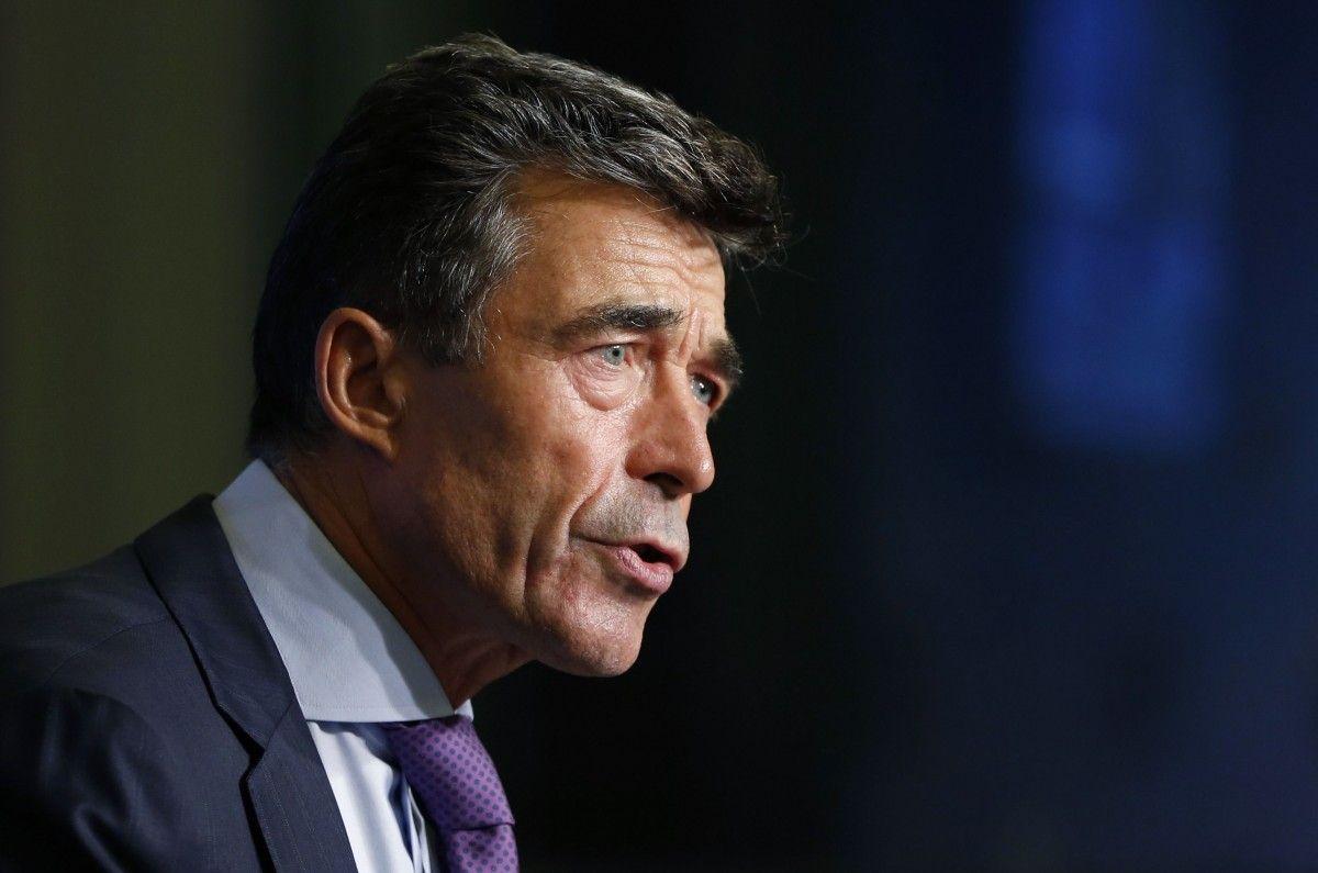 Андерс Фог Расмуссен / REUTERS