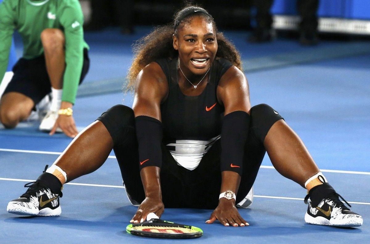 В финале Australian Open Серена оказалась сильнее Винус / Reuters