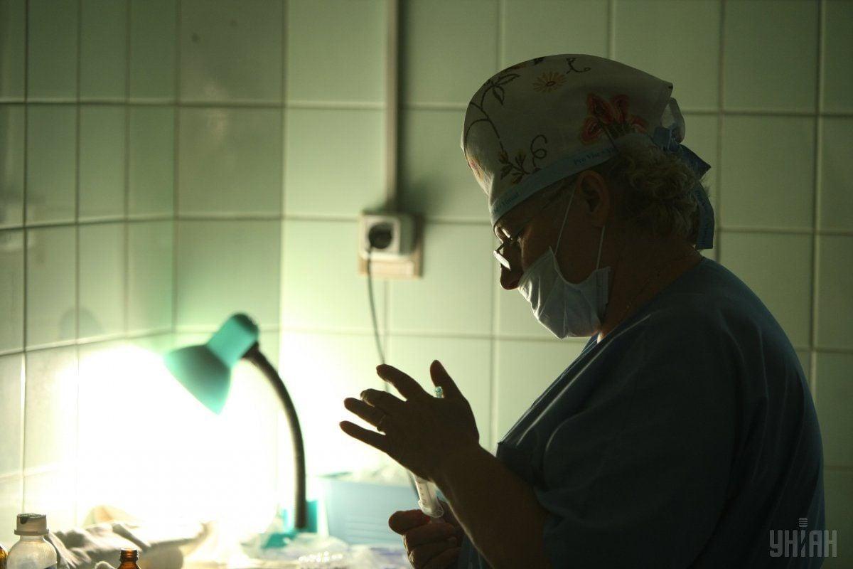 Миколаївську обласну дитячу інфекційну лікарню екстрено евакуюють / ілюстрація - фото УНІАН