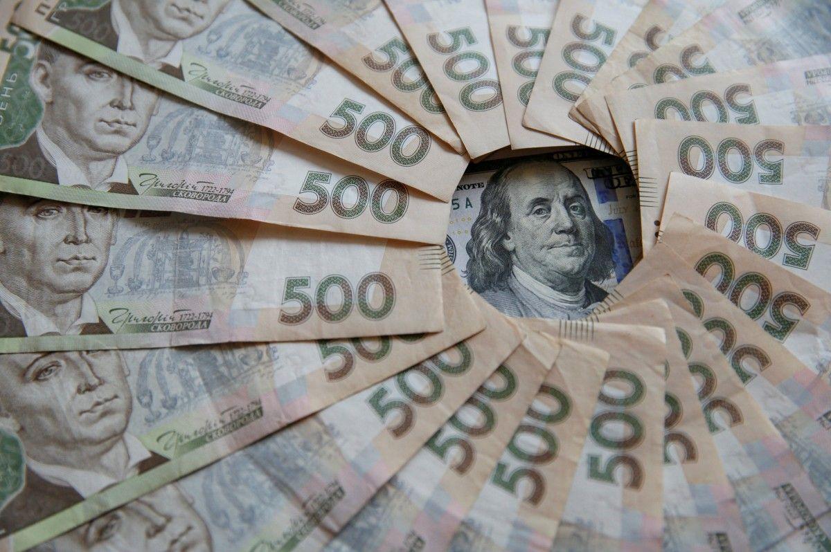 Курс доллара к концу этого года может приблизиться к 30 гривням /REUTERS