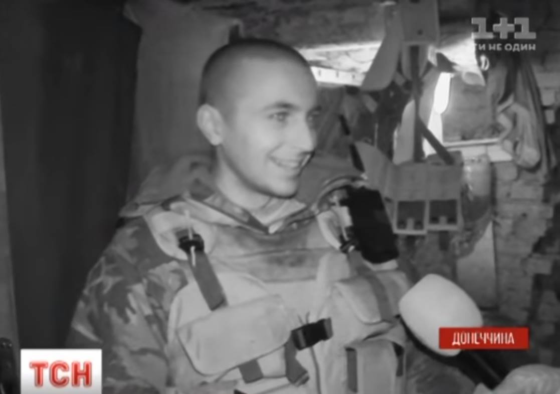 Андрій Кизило загинув під Авдіївка / facebook.com/andriy.tsaplienko