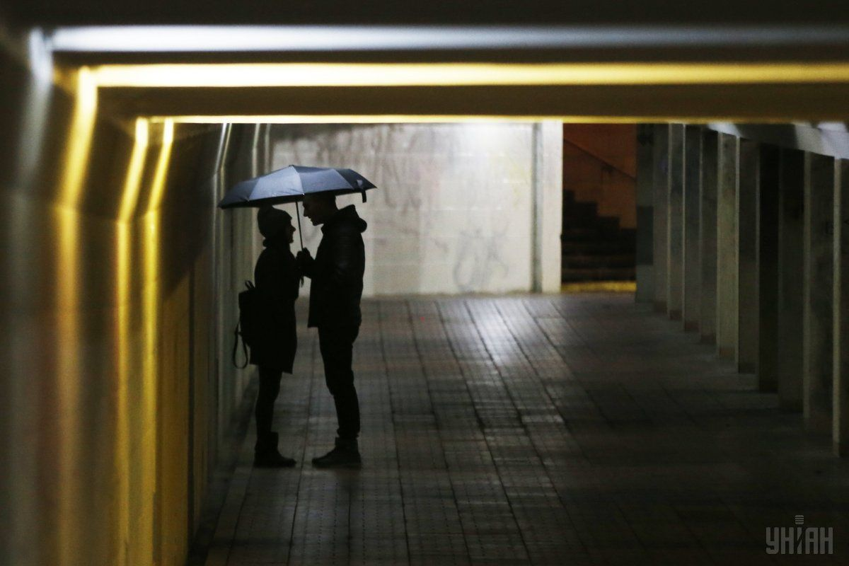 В Киеве завтра пройдет дождь / УНИАН