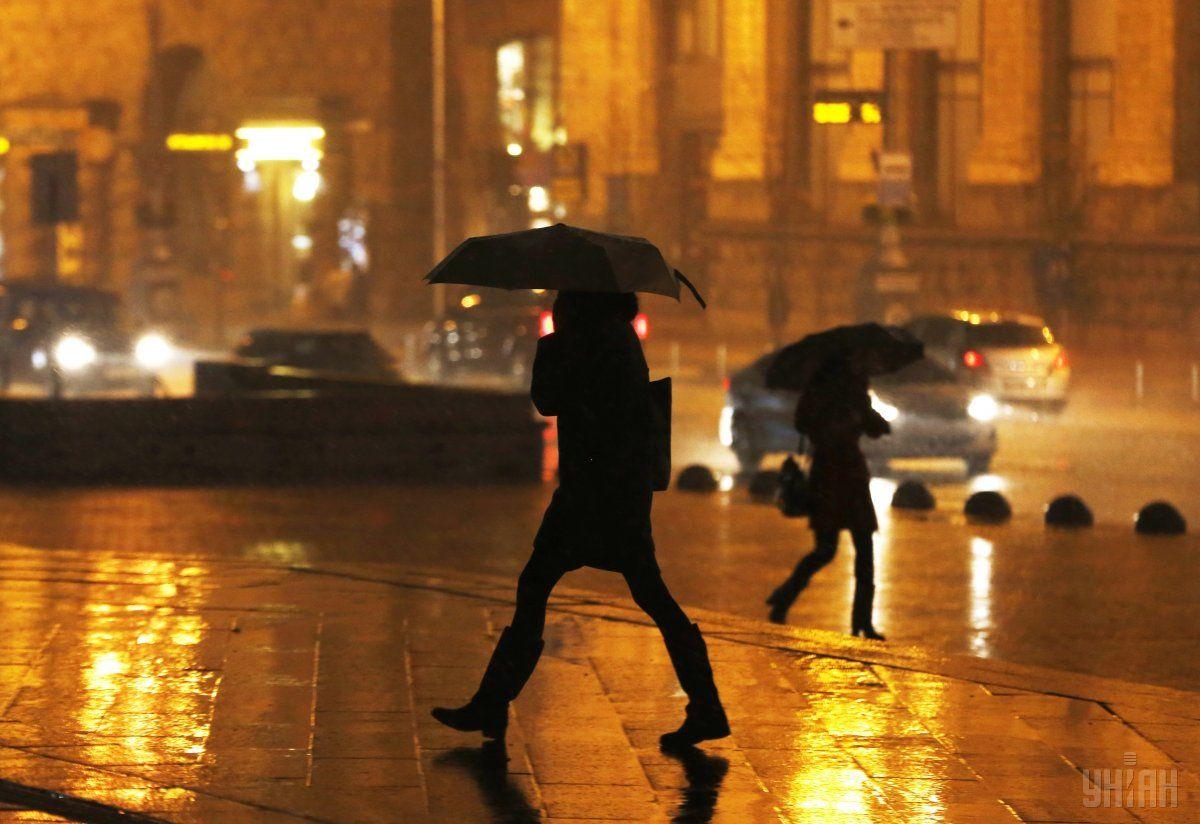 На вихідних в Україні очікуються опади / Фото УНІАН