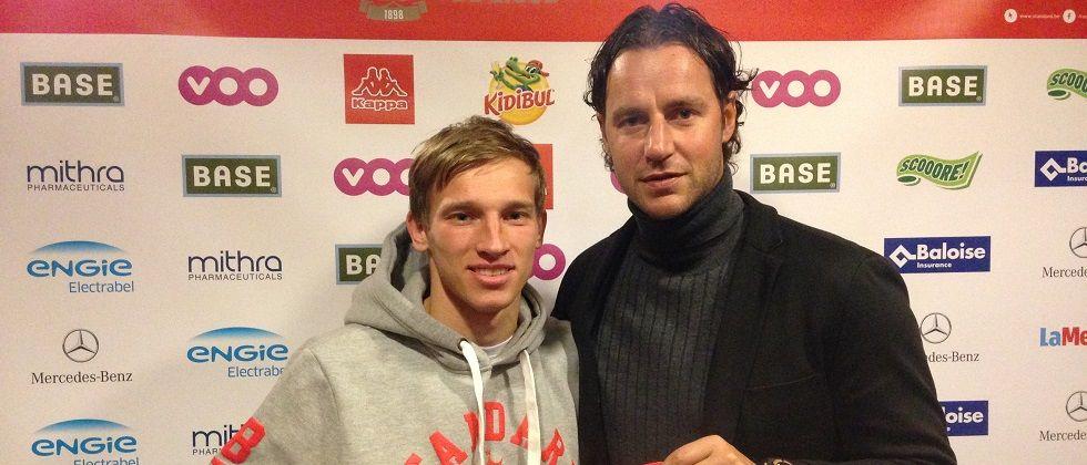 Лучкевич підписав контракт з бельгійським клубом / standard.be