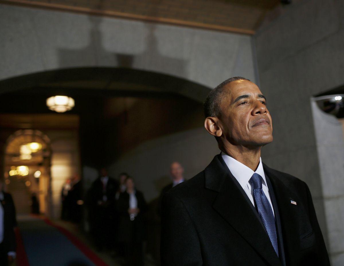 В 2009 году президент США Барак Обама был удостоен Нобелевской премии мира / REUTERS
