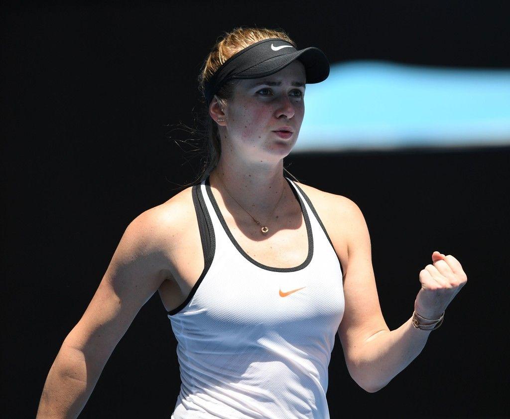 Свитолина выиграла первый матч турнира на Тайване / btu.org.ua