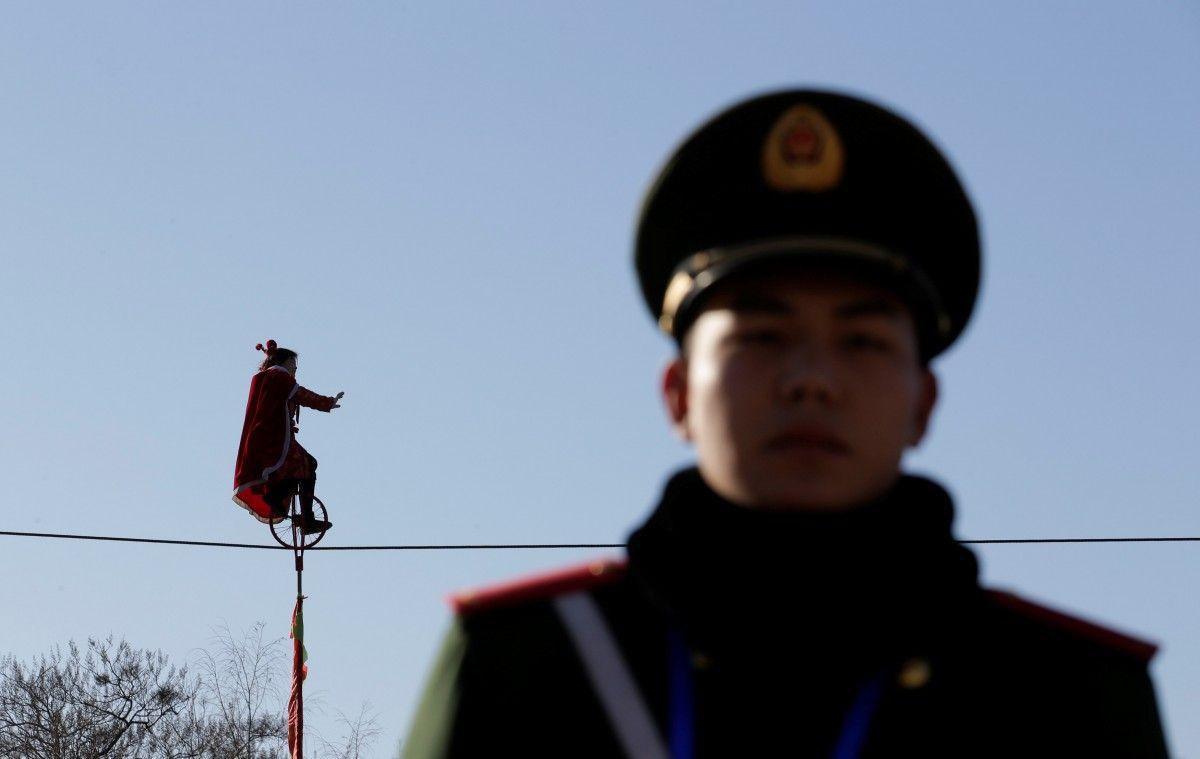 Китайский Новый год / REUTERS
