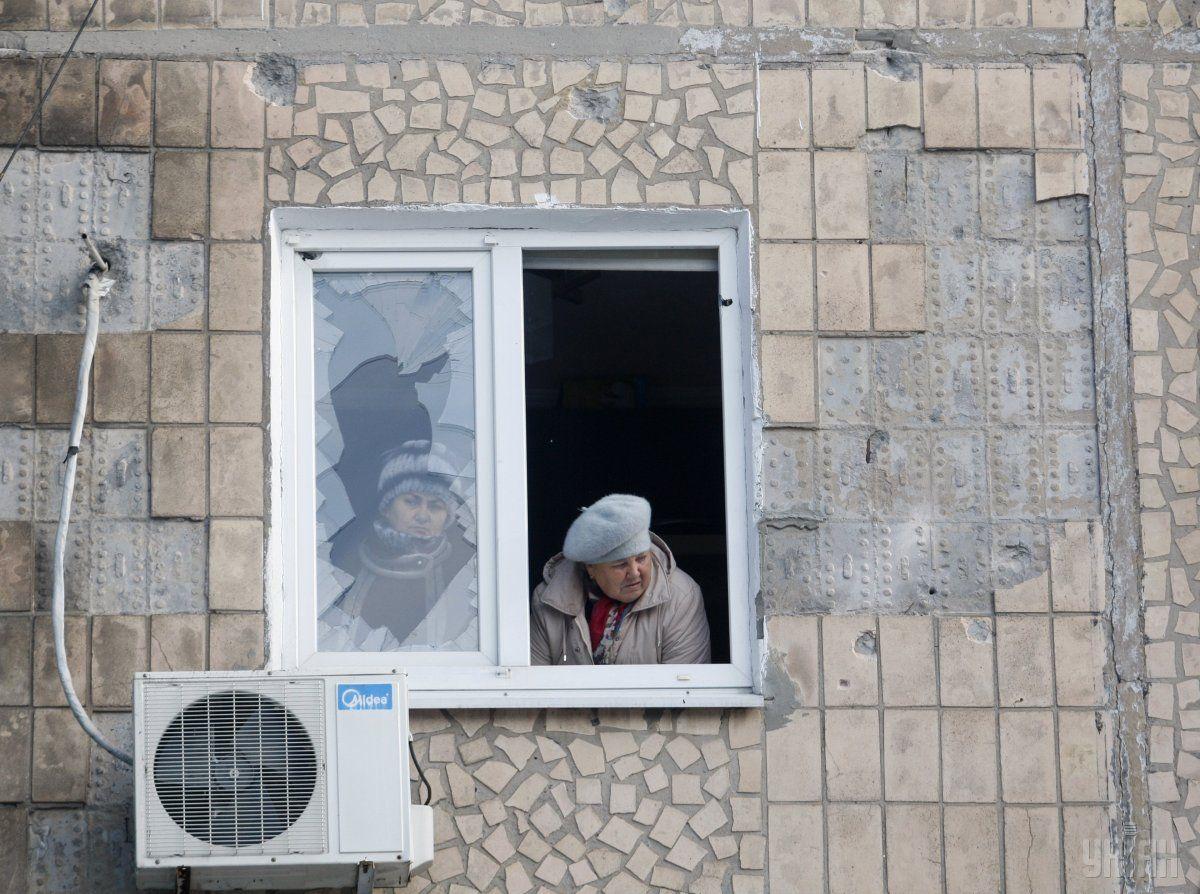 Чиновники всех уровней заговорили о помощи жителям Авдеевки / УНИАН