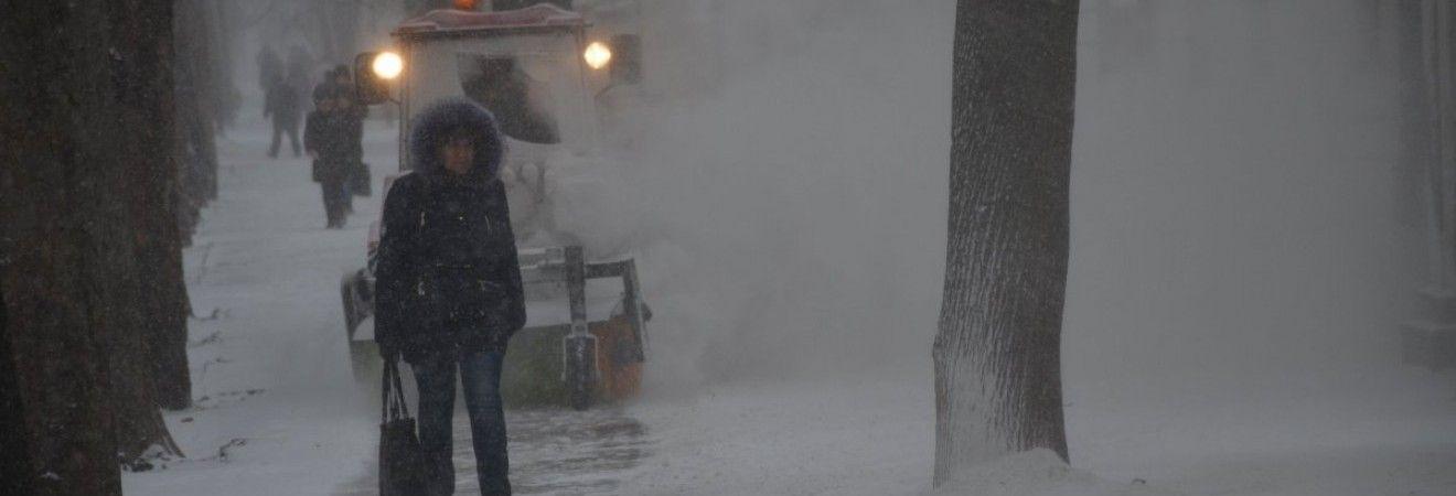 На півдні України оголосили штормове попередження
