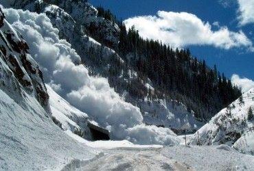 Синоптики предупреждают о лавинной опасности в Закарпатской и Ивано-Франковской областях