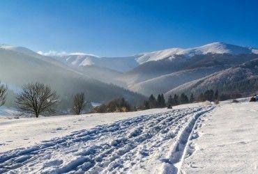 У Карпатах висота снігового покриву перевищила 140 см