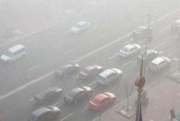 Синоптик рассказала, почему в Киеве появляется смог