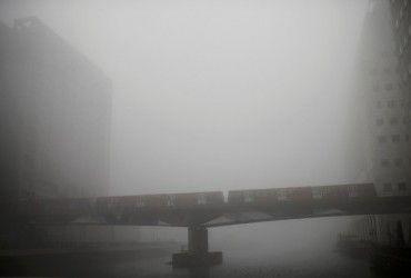 Более 100 тыс. туристов застряли на китайском острове Хайнань из-за тумана