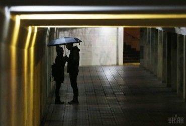 Завтра почти всю Украину накроют дожди (видеопрогноз)