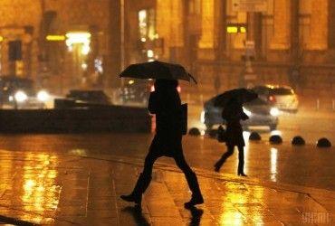 У Києві сьогодні пройде дощ, вдень температура до +11°