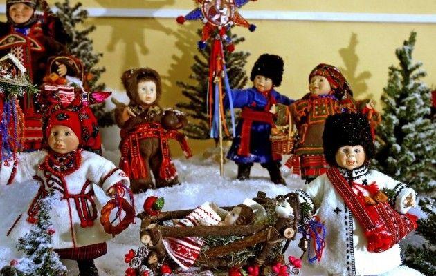 orthodox world celebrates christmas jan 7 photo unian. Black Bedroom Furniture Sets. Home Design Ideas
