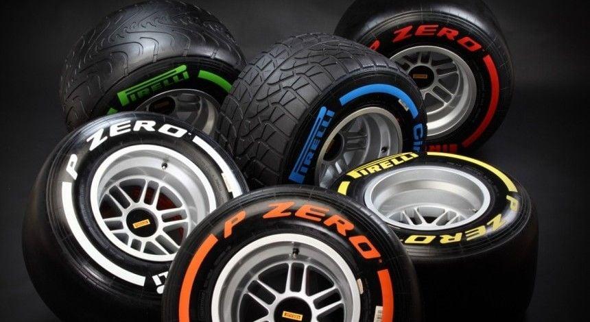 """Офіційний постачальник шин для """"Формули-1"""" представив два нових склада шин"""