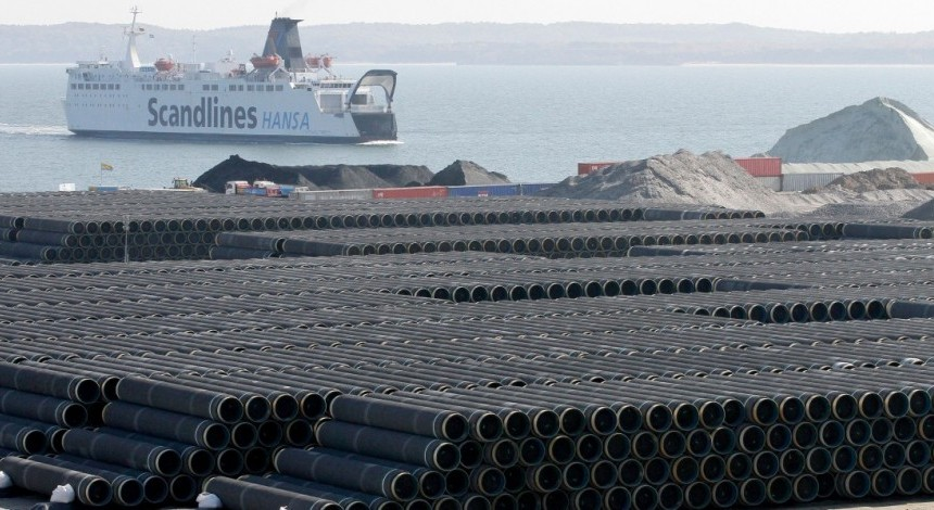 U.S. senator introduces bill to impose sanctions on Russia's Nord Stream 2