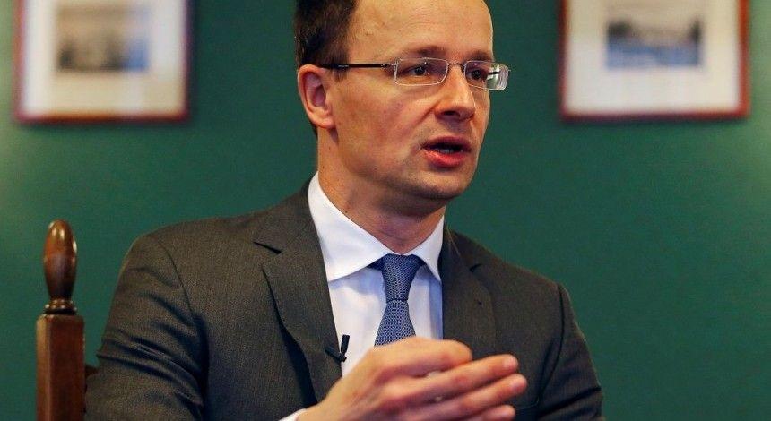 """Глава МИД Венгрии: """"Война Украины с Россией не может быть оправданием нарушению прав венгров"""" (видео)"""