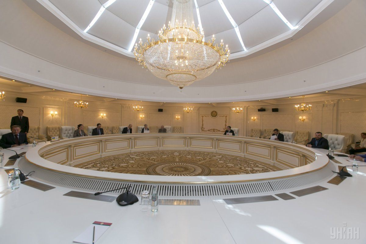 The recent round of Minsk talks was held on July 2 / Photo from UNIAN