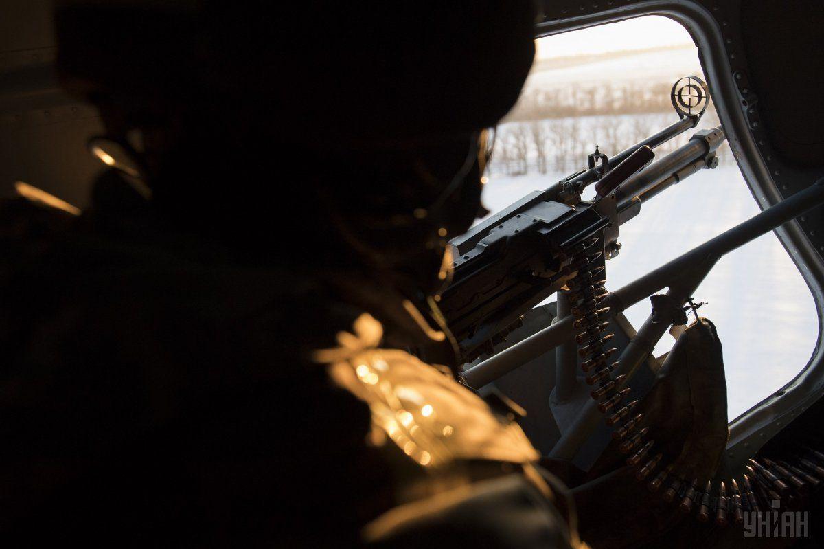 Серед загиблих українських військових немає / Фото УНІАН