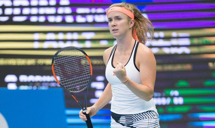 Світоліна виграла другий матч в Тайбеї / btu.org.ua