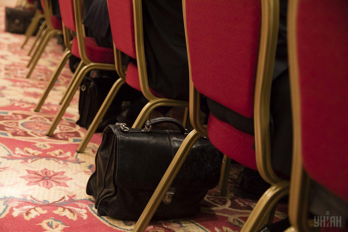 Крім того, Кабмін призначив Володимира Бучка першим заступником голови Державної служби геології та надр / Фото УНІАН, Володимир Гонтар