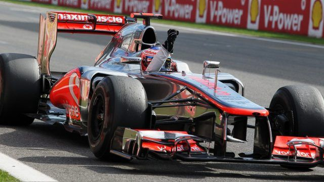 McLaren впервые за 36 лет отказался от MP4 / Formula 1