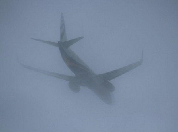 Аэропорт Одессы из-за тумана работает с задержками / Фото portal.lviv.ua