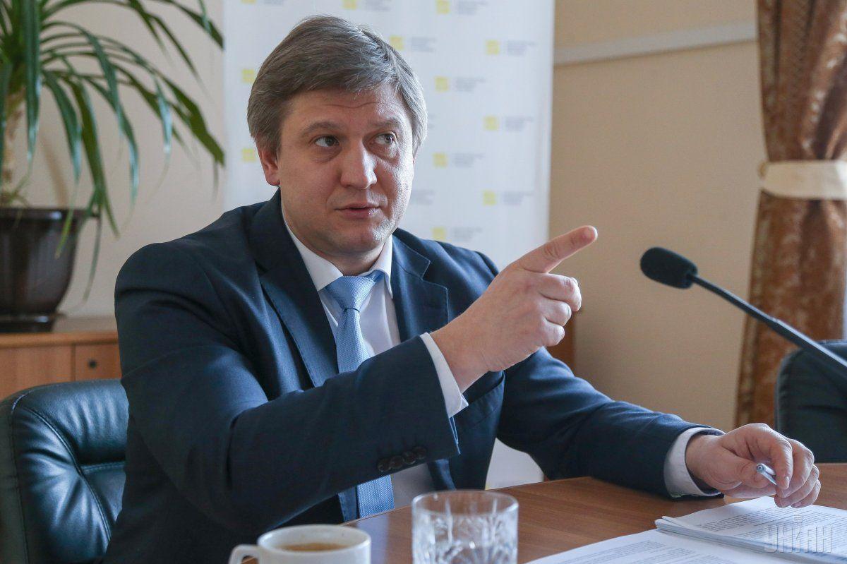 Данилюк может появиться в образе «эффективного реформатора» в одном из предвыборных списков на парламентских выборах / Фото УНИАН