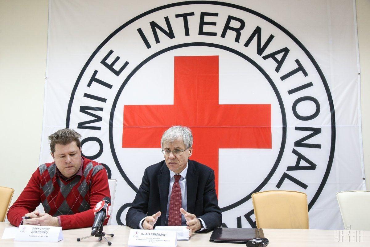 В Красном Кресте хотели бы иметь неограниченный доступ ко всем задержанным / УНИАН
