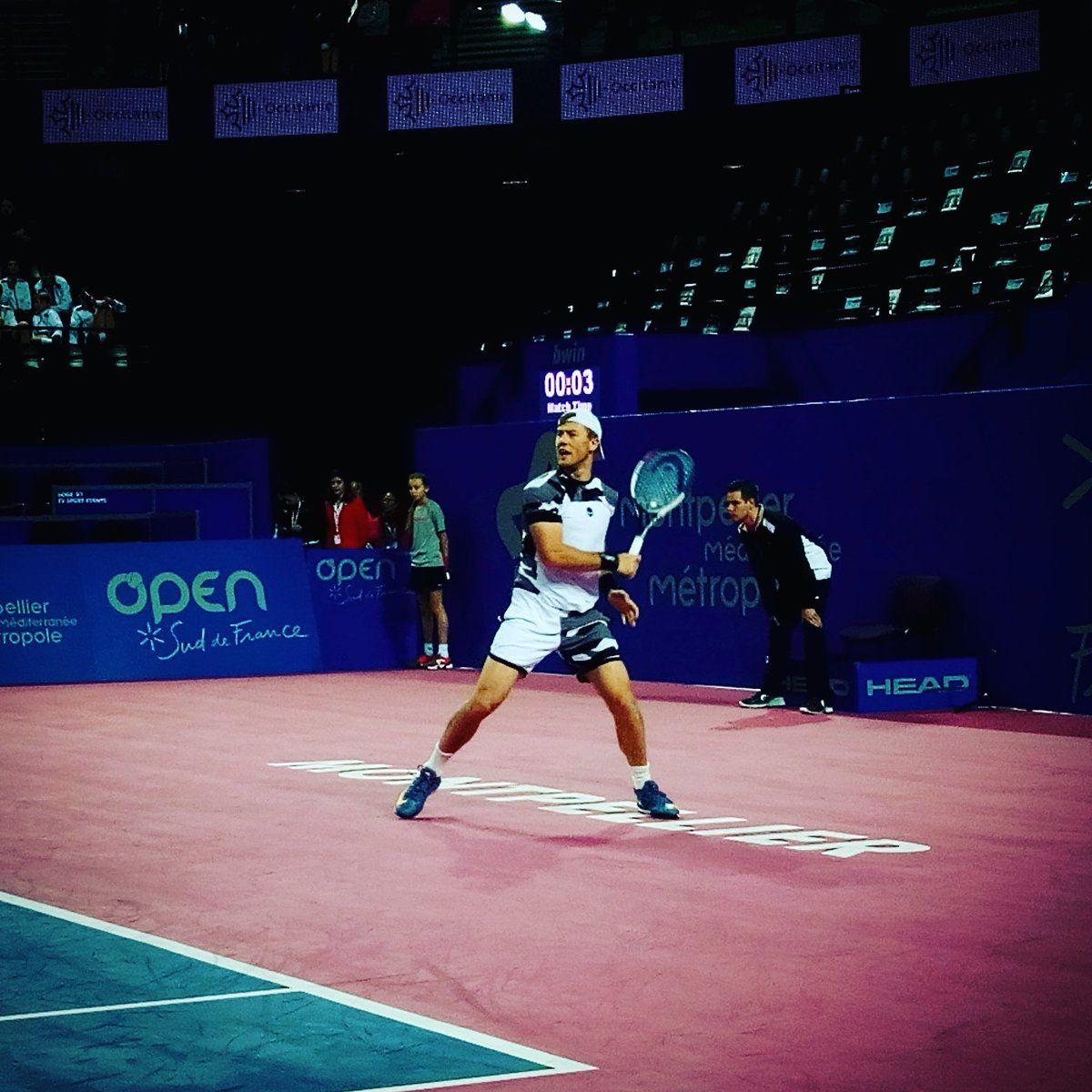 Марченко здобув першу перемогу в новому сезоні / twitter.com/OpenSuddeFrance