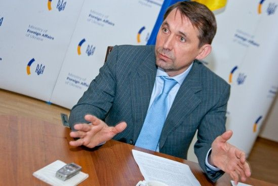 Tochytskyi told UNIAN about the surge of populism and euroscepticism in the EU / mfa.gov.ua