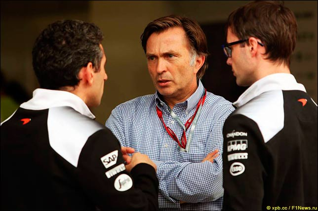 Капиту ушел из McLaren за разногласий с руководством / McLarenf-1.com