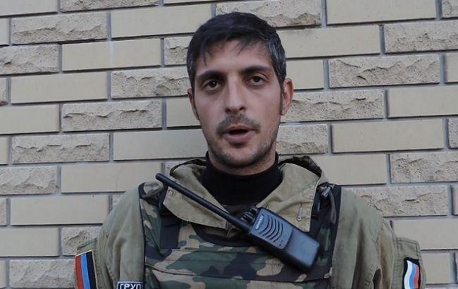 5 квітня 2018 року офіційного підтвердження смерті бойовика прокурором не надано / сайт бойовиків