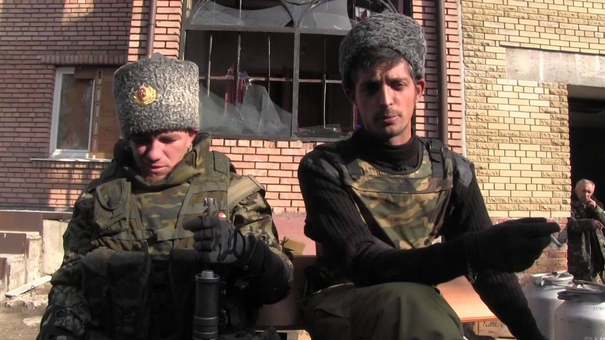 Ватажки терористів вчиняли самосуд у своїх угрупованнях / Скріншот