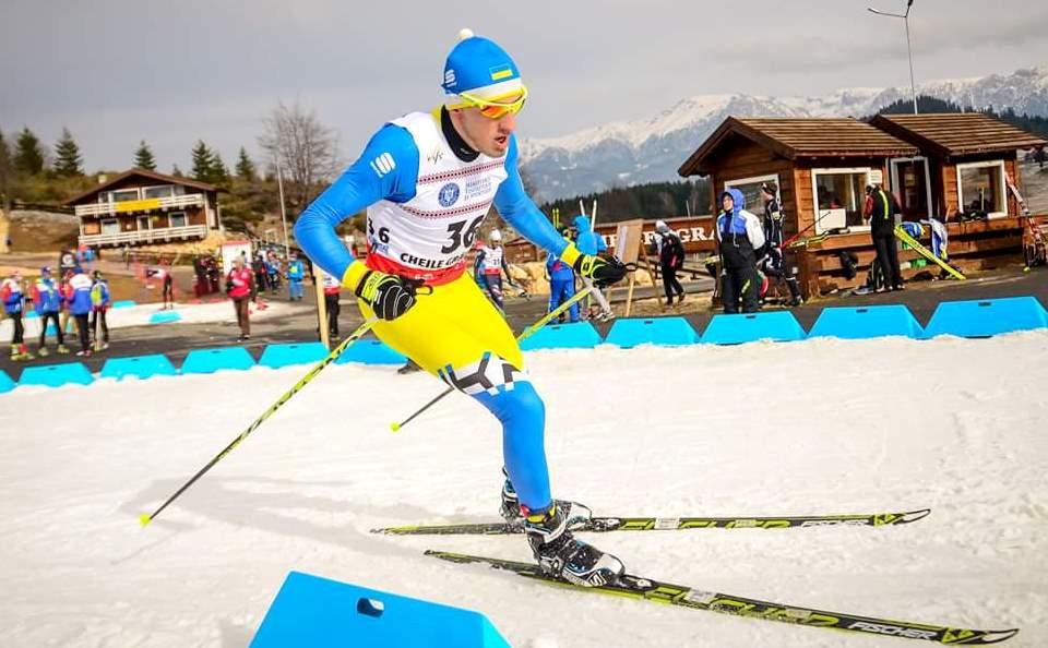 Красовский занял 6-е место в лыжной гонке на 30 киллометров  / sumdu.edu.ua