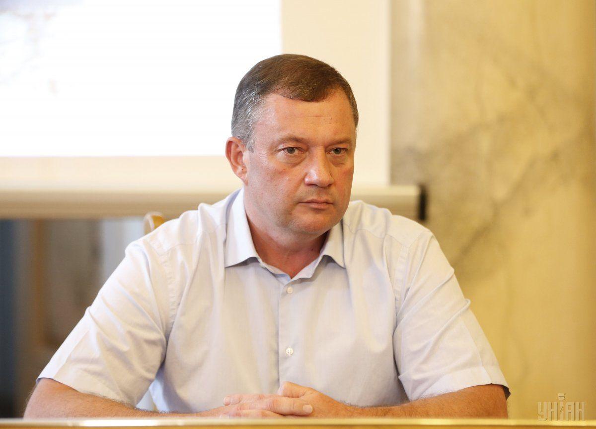У Дубневича були спроби впливати на аеропорт / фото УНІАН